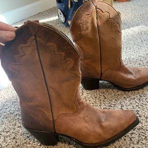 J B Dillon boots